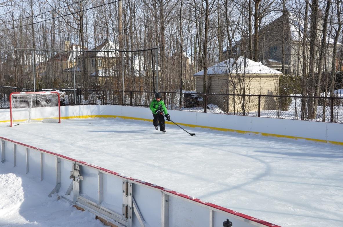 NHL PRO SERIES JUNIOR - RESIDENTIAL