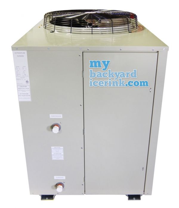 Ice Rink Chiller - 2 Ton