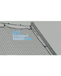 Protective Hockey Rink Netting - Netting Install Kit - My Backyard Ice Rink