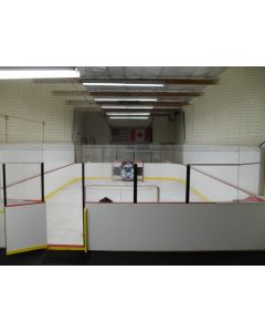 ice rink liner