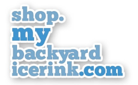 SHOP My Backyard Icerink